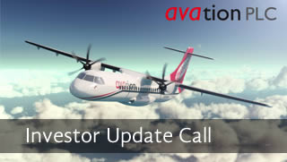 Avation PLC Investor Update