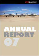 Avation Annual Report 2007