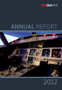 Avation PLC Annual Report 2012