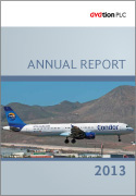 Avation PLC Annual Report 2013