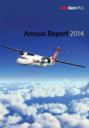 Avation PLC Annual Report 2014