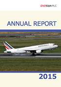 Avation PLC Annual Report 2015