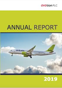 Avation PLC Annual Report 2019