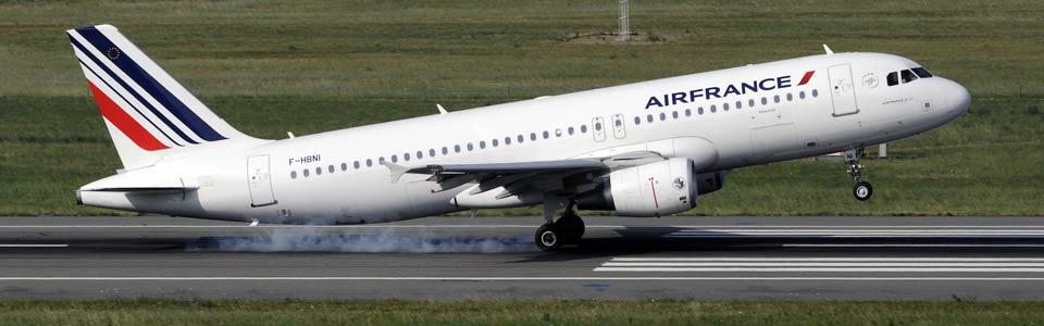 Air France Airbus A320-214